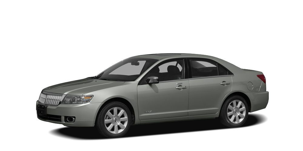 2007 Lincoln MKZ Base WE OFFER FREE LIFETIME INSPECTION Miles 52759Color Gray Stock P1418 VI