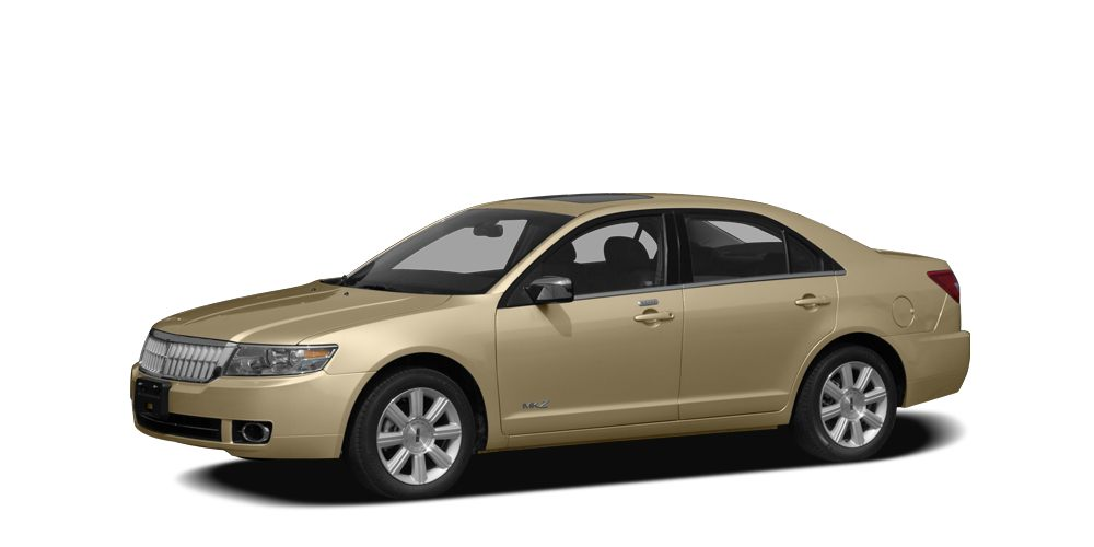 2007 Lincoln MKZ Base Clean carfax report with no accidents reported Oh yeah All Wheel Drive ne