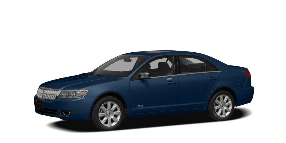 2007 Lincoln MKZ Base Miles 109162Color Dark Pearl Blue Metallic Stock P0911A VIN 3LNHM28T27R