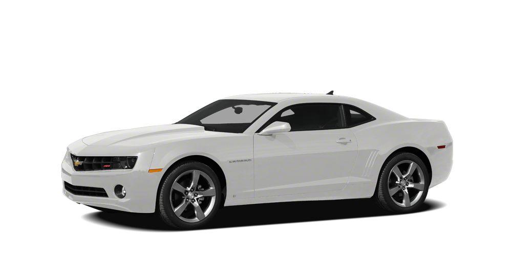2011 Chevrolet Camaro LT w2LT 4-Wheel Antilock 4-Wheel Disc Brakes ABS brakes Compass Electron