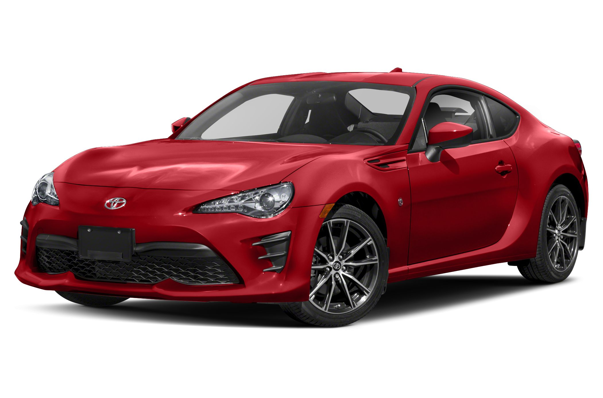 2018 Toyota 86 GT Heated Leather Seats Dual Zone AC Premium Sound System Aluminum Wheels Back