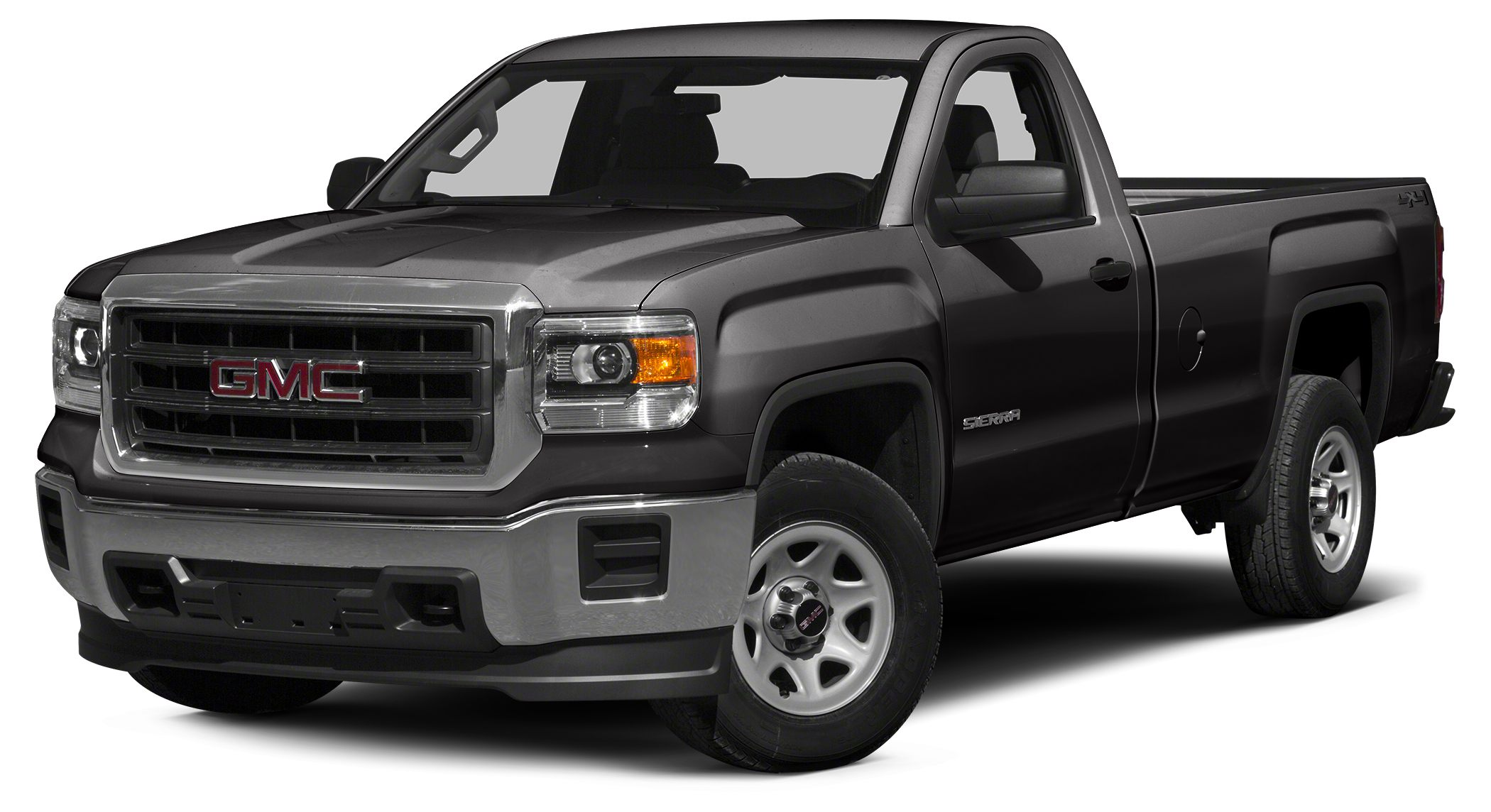 2015 GMC Sierra 1500 Base SNOW PLOW PREP PACKAGE ONSTAR WITH 4G LTE PROVIDES A BUILT-I SIERRA
