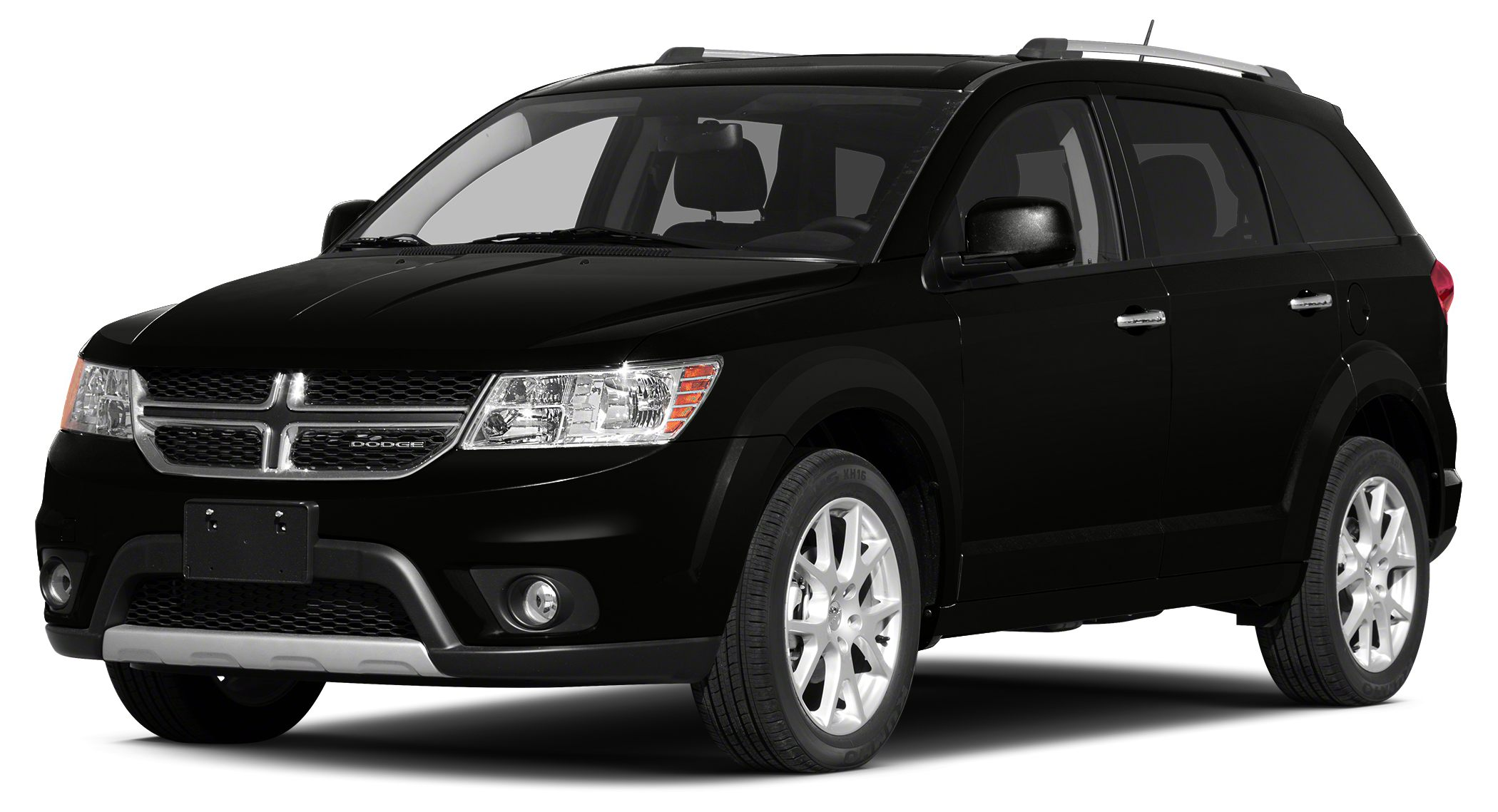 2014 Dodge Journey RT RT trim FUEL EFFICIENT 24 MPG Hwy16 MPG City Third Row Seat Heated Leat