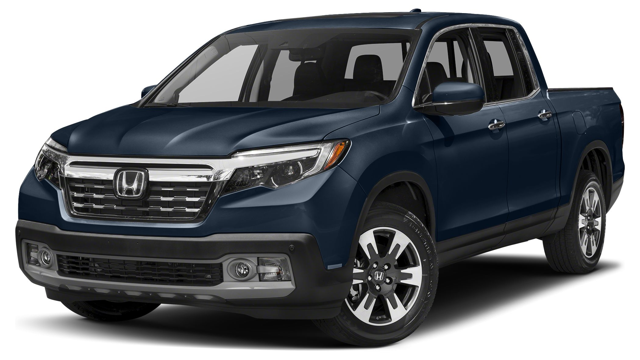 2017 Honda Ridgeline RTL-T Gray Leather Talk about a deal Ready to roll Buy a new Honda from Di