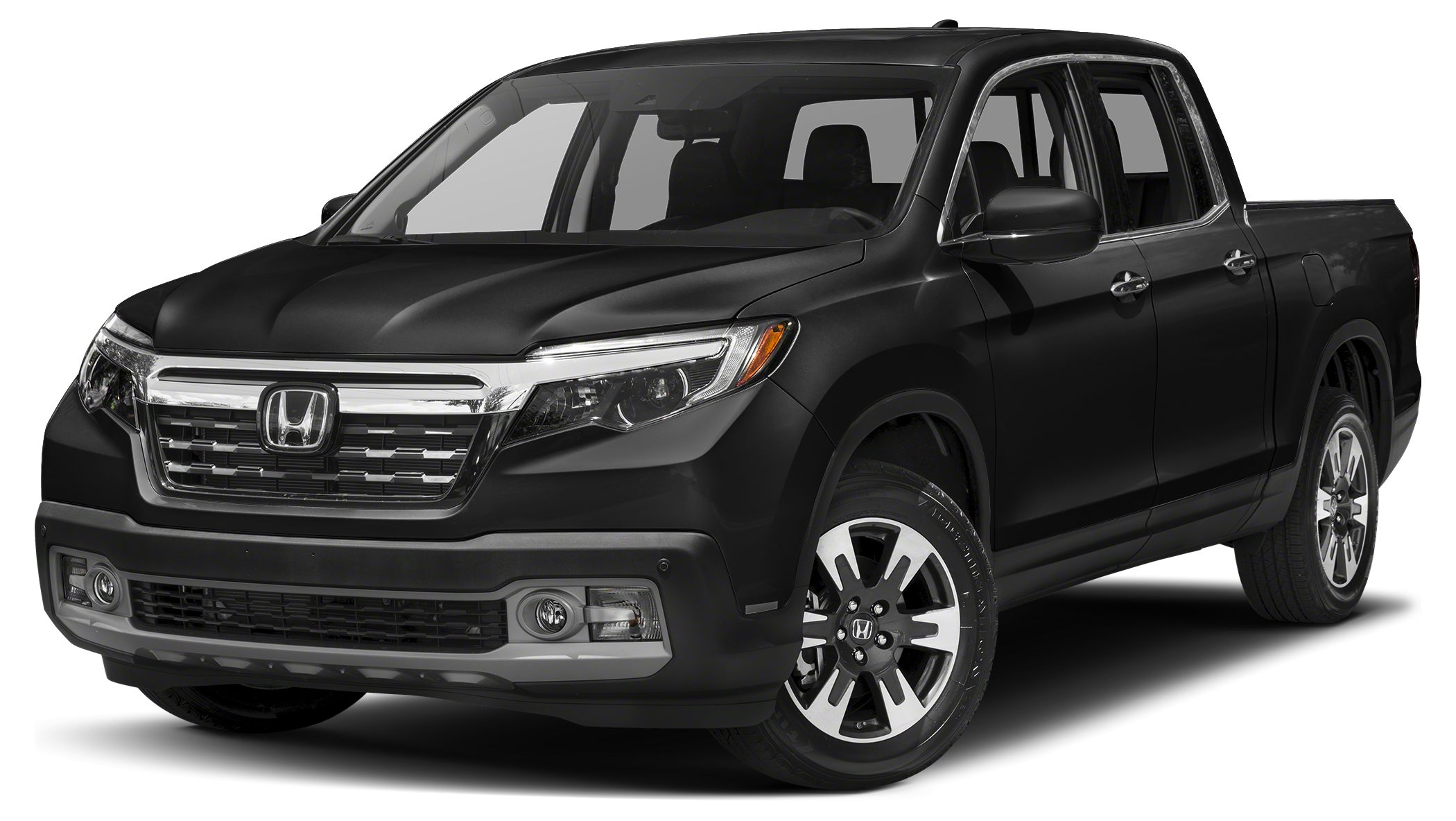 2017 Honda Ridgeline RTL-T Your mileage will vary depending on driving conditions how you drive a