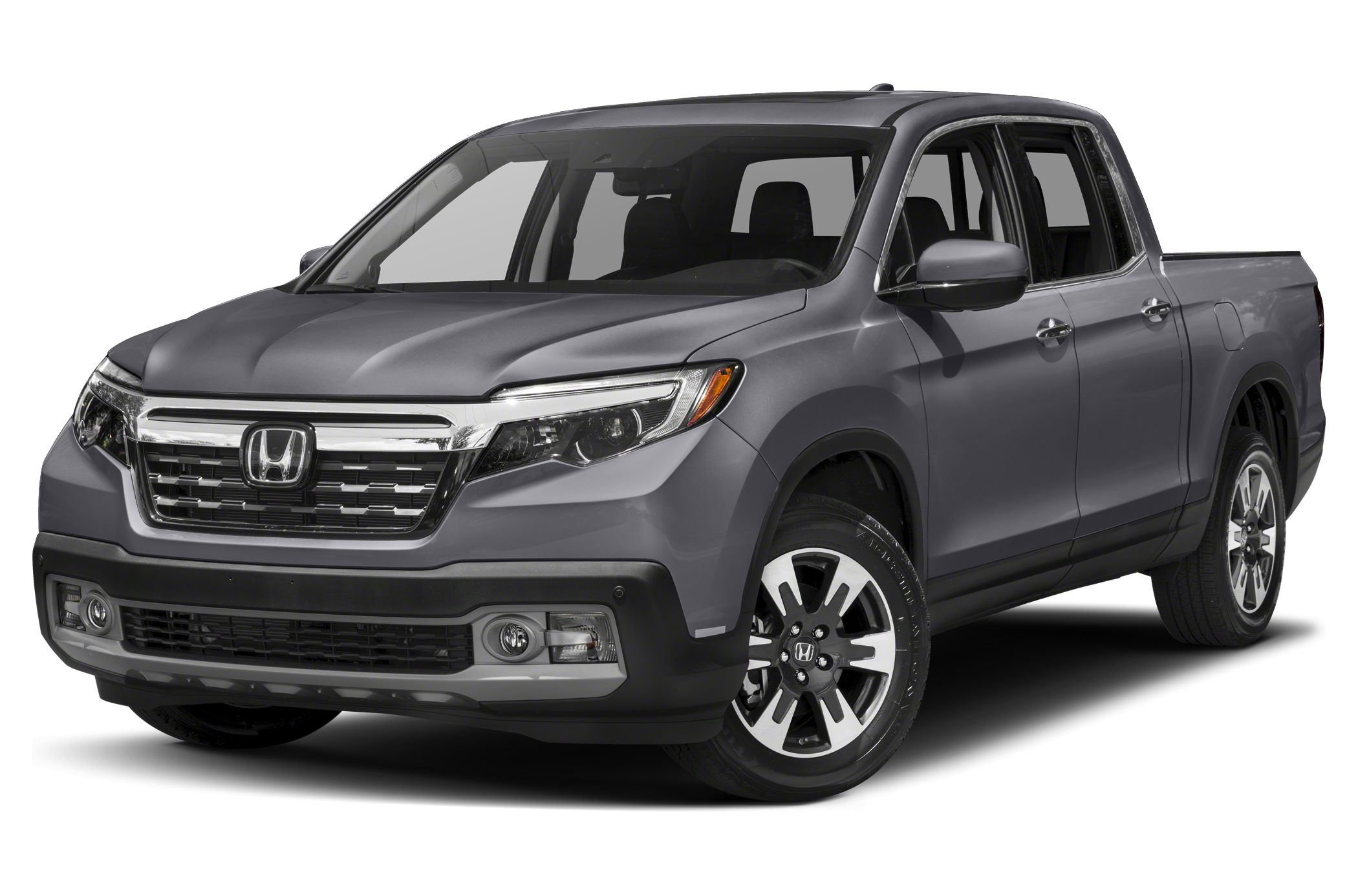 2017 Honda Ridgeline RTL-E Gray Leather Provides peaceful passage Kept in good repair by the dea