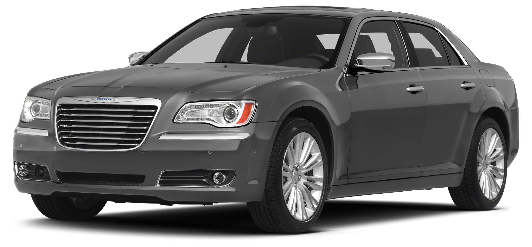 2013 Chrysler 300 Base Superb Condition EPA 31 MPG Hwy19 MPG City Heated Leather Seats Bluetoot