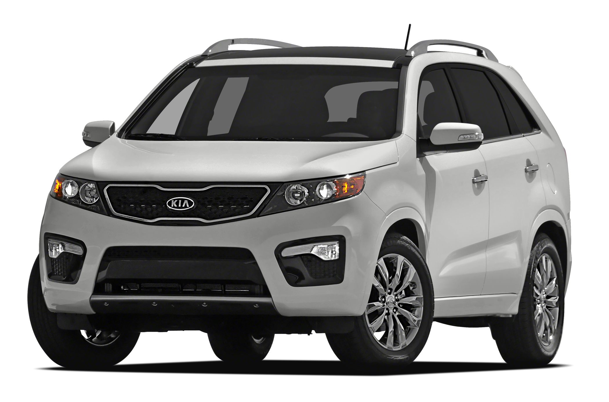 2012 Kia Sorento SX ALL WHEEL DRIVE THIRD ROW SEATING TURBO LEATHER ROOF NAVIGATION BACKUP C