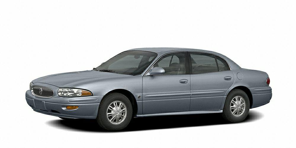 2005 Buick LeSabre Custom Recent Arrival Odometer is 37928 miles below market average Clean CARF