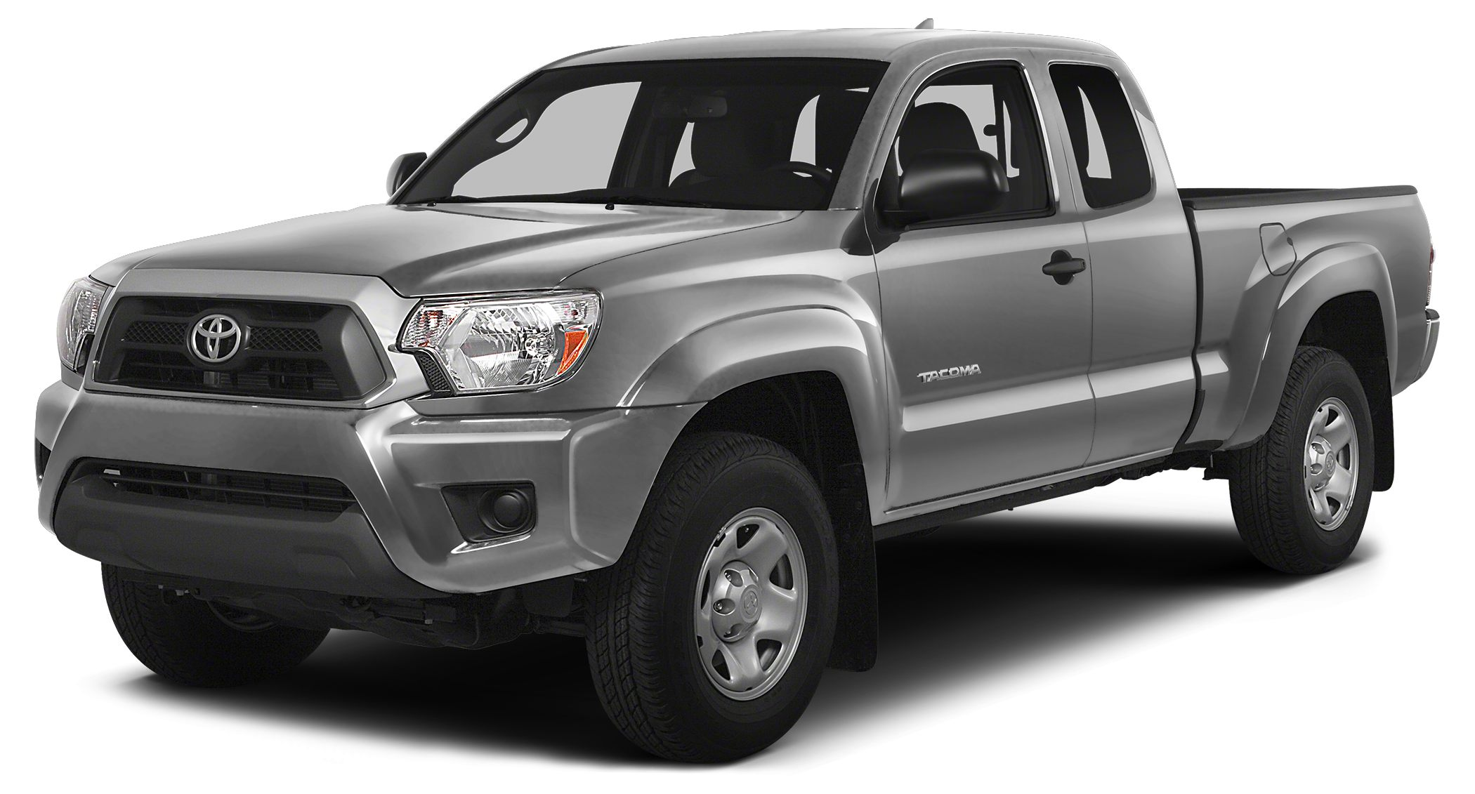 2015 Toyota Tacoma Base Miles 2Color Silver Stock T25609 VIN 5TFTX4CN8FX050006
