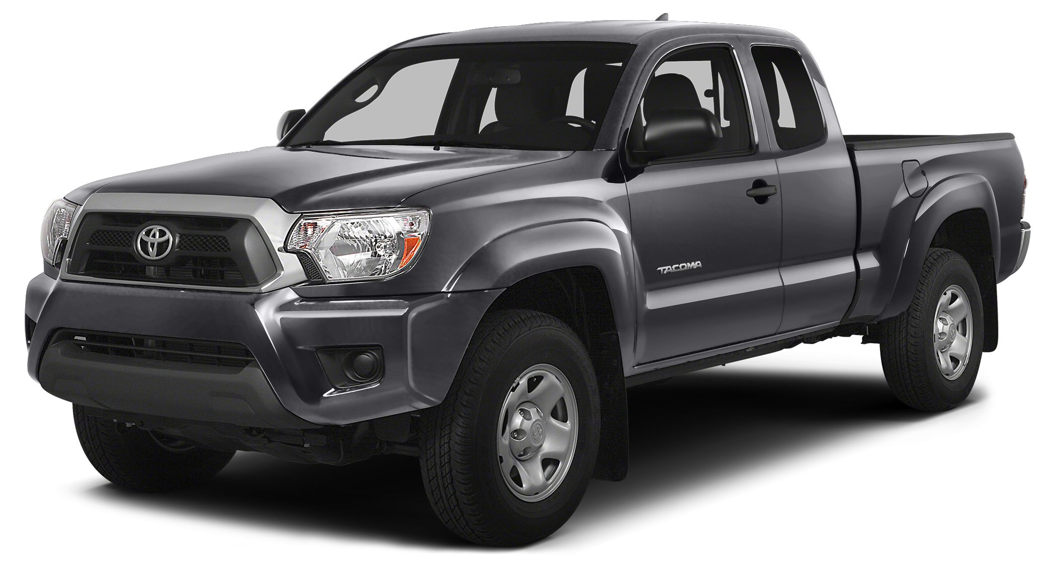 2014 Toyota Tacoma Base Win a steal on this 2014 Toyota Tacoma ACCESS CAB 2WD I4 before someone el