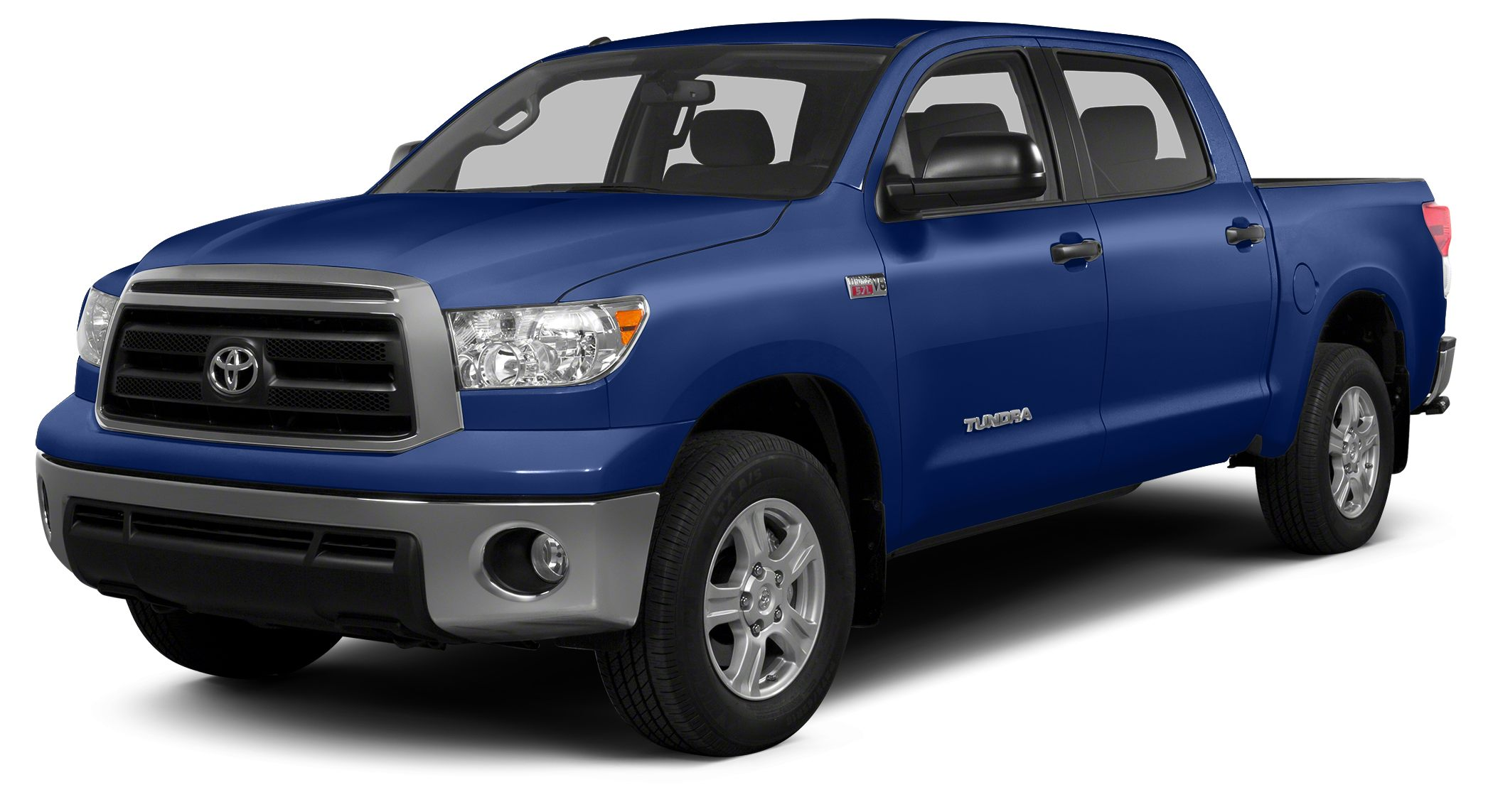 2013 Toyota Tundra  Miles 16297Color Blue Stock 41907A VIN 5TFDY5F19DX302942