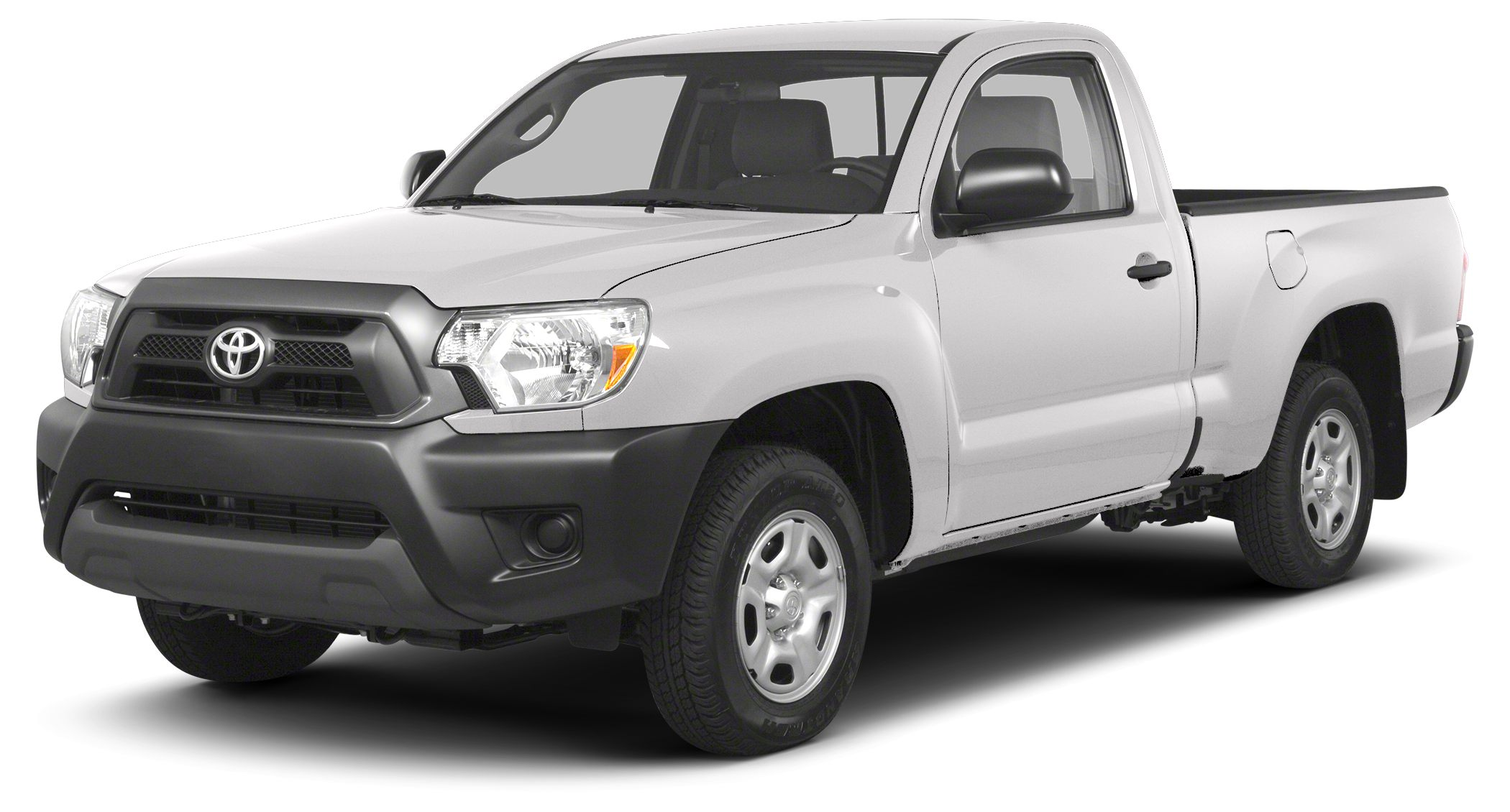 2013 Toyota Tacoma Base Miles 148870Color Super White Stock PN17118 VIN 5TFNX4CN3DX021437