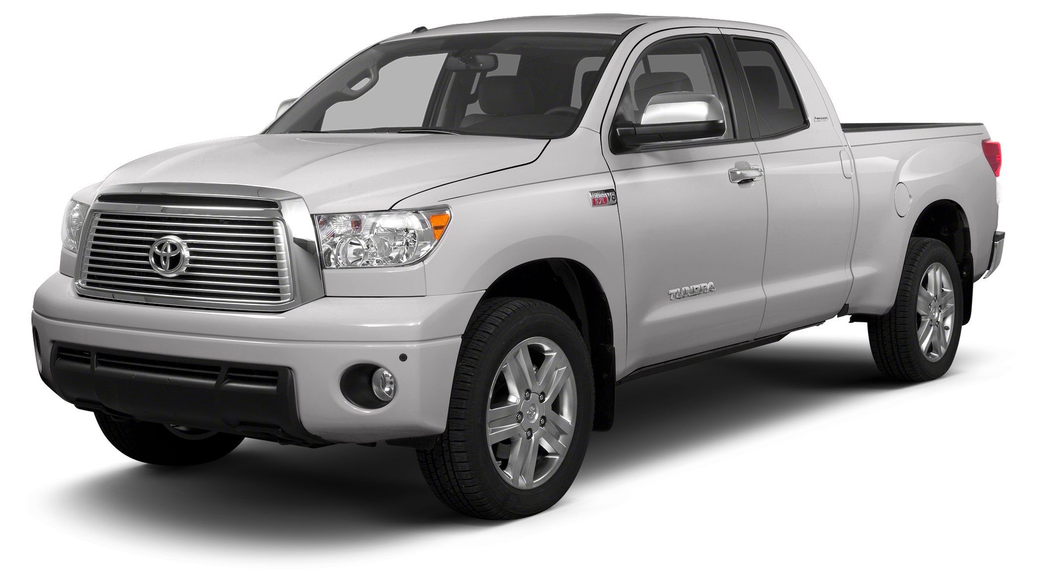 2013 Toyota Tundra  Miles 25961Color White Stock 42614A VIN 5TFUY5F11DX301249