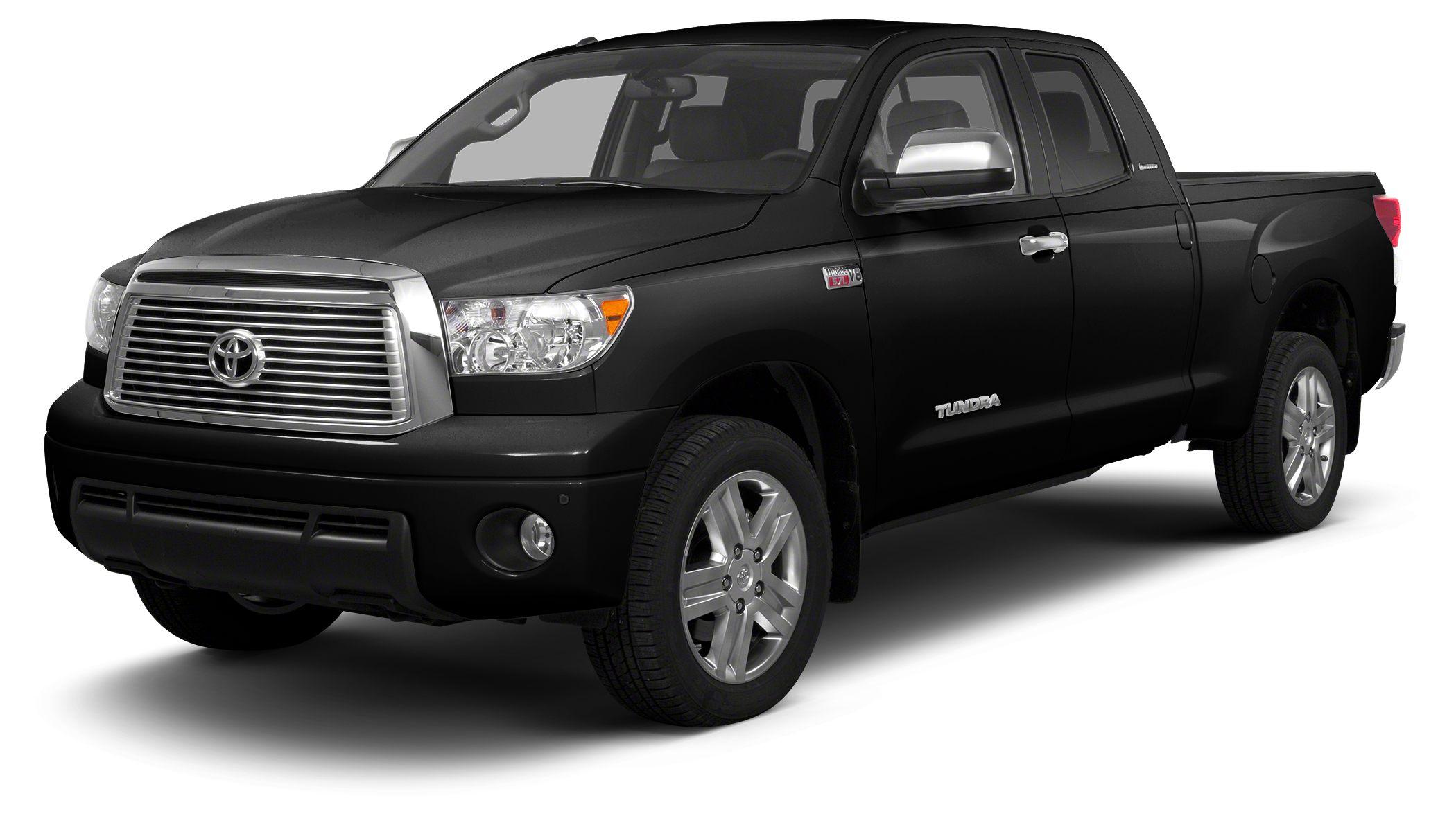 2013 Toyota Tundra Grade CARFAX 1-Owner GREAT MILES 32014 4600 below Kelley Blue Book Tundra