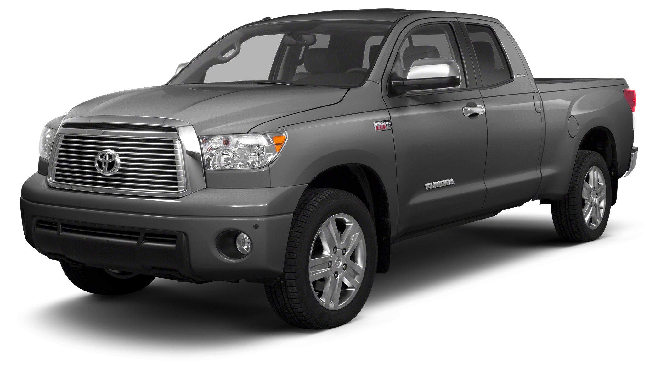 2013 Toyota Tundra Grade Tundra trim MAGNETIC GRAY METALLIC exterior and BLACK interior ONLY 34