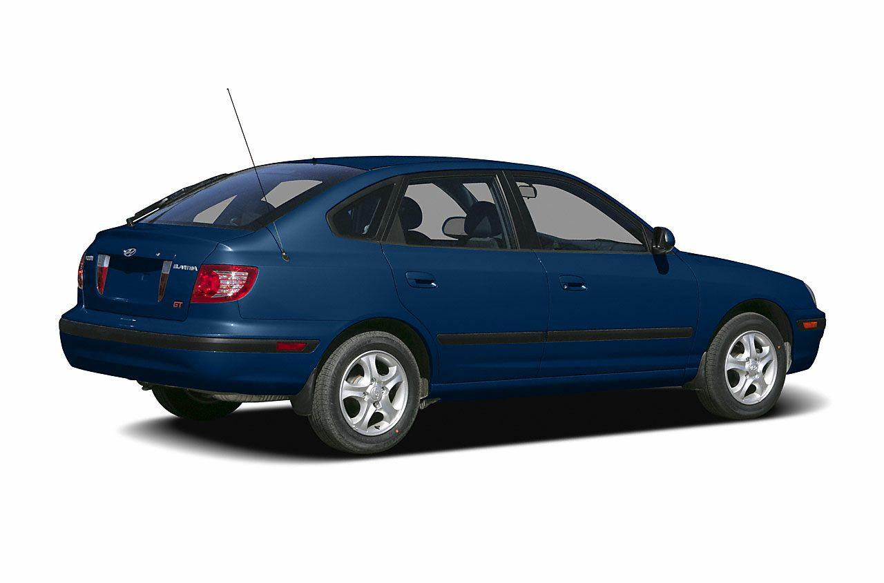 2006 Hyundai Elantra GLS Vehicle Options Air Conditioning Heated Exterior Mirror Rear Wiper AMFM