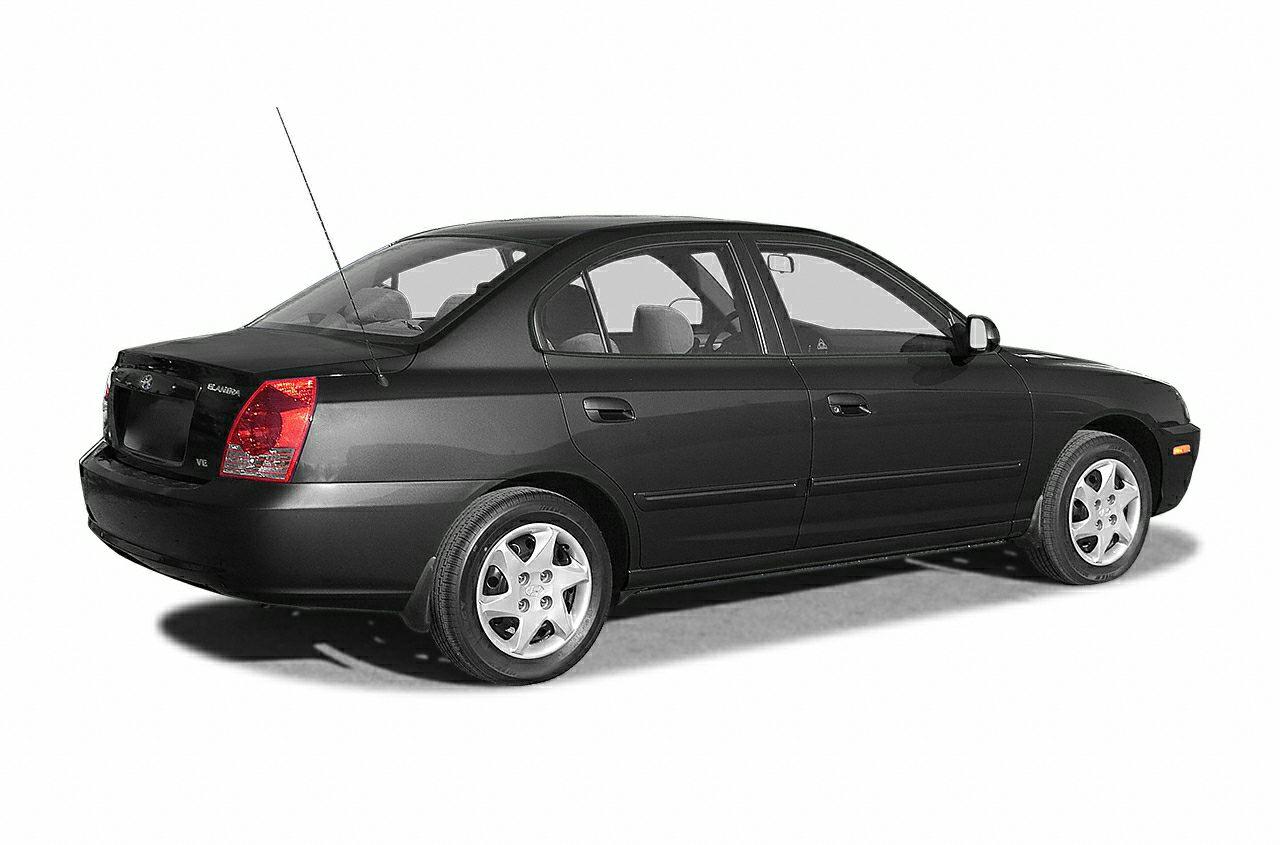 2006 Hyundai Elantra GLS Vehicle Options Air conditioning Heated Exterior Mirror Rear Window Defog