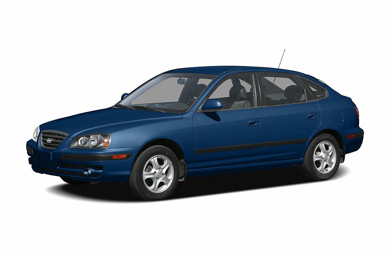 2006 Hyundai Elantra GLS Other features include Power locks Power windows Air conditioning Cru