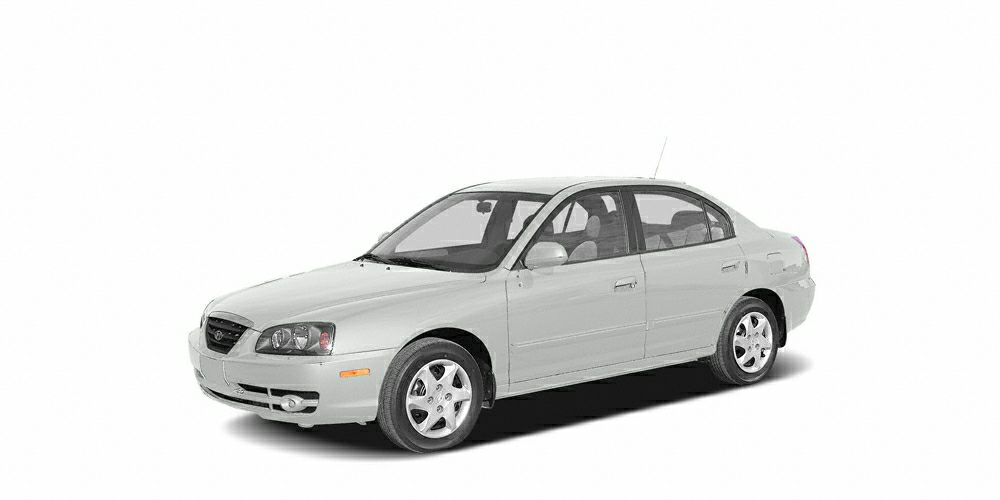 2006 Hyundai Elantra GLS Snatch a bargain on this 2006 Hyundai Elantra GLS before its too late C
