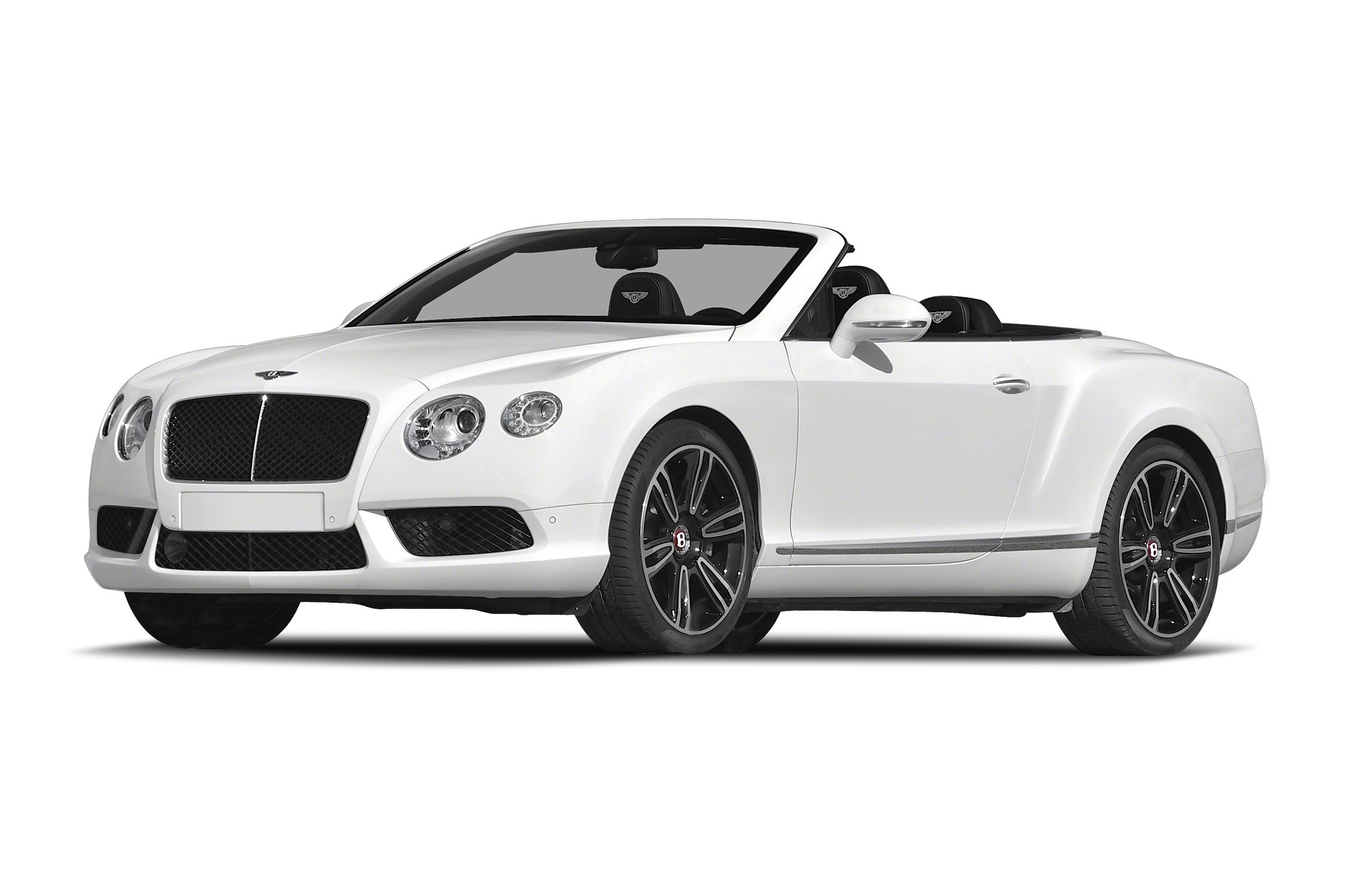 2013 Bentley Continental GTC V8 2013 BENTLEY Continental GTC Triple BLACK 500hp 40L Twin Tu