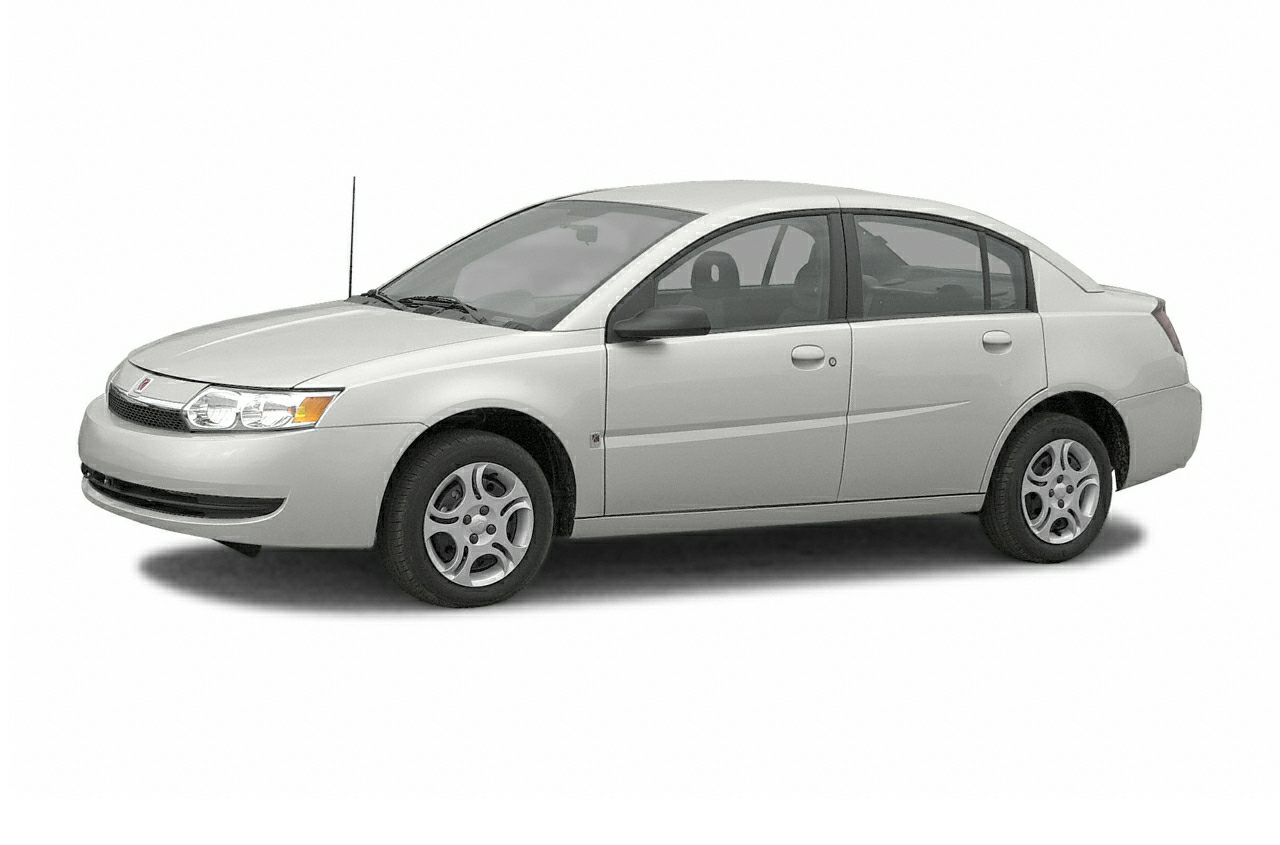 2004 Saturn ION 2 Miles 79147Color Red Stock T44480B VIN 1G8AJ52F44Z121044