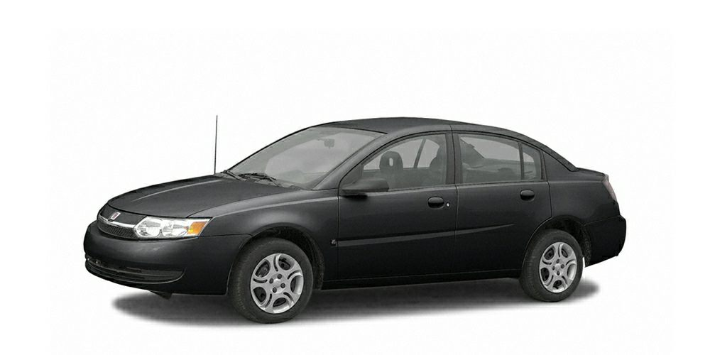 2004 Saturn ION 2 WE OFFER FREE LIFETIME INSPECTION Miles 161555Color Black Stock P1455T VIN