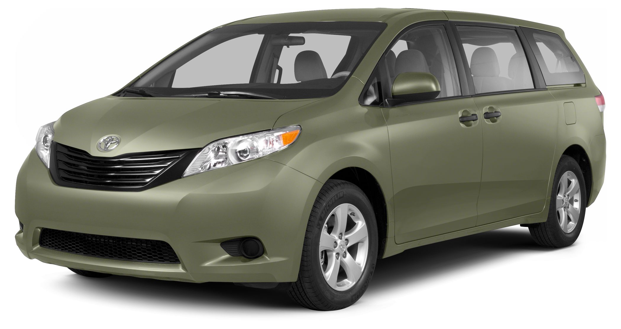 2013 Toyota Sienna LE 7 Passenger CARFAX 1-Owner LOW MILES - 35294 REDUCED FROM 26450 3rd Ro