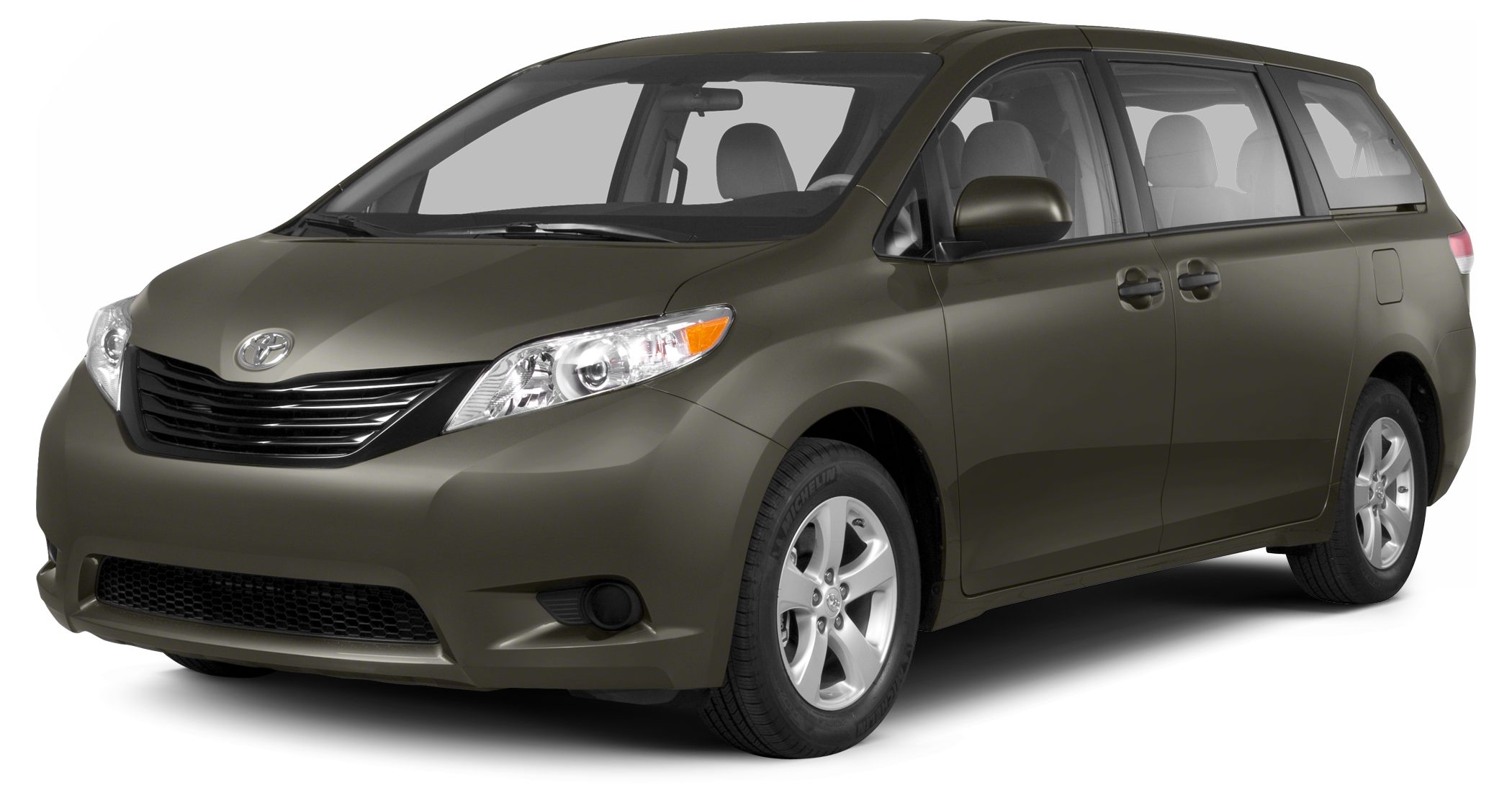 2013 Toyota Sienna XLE 8 Passenger CARFAX 1-Owner ONLY 20872 Miles XLE trim FUEL EFFICIENT 25