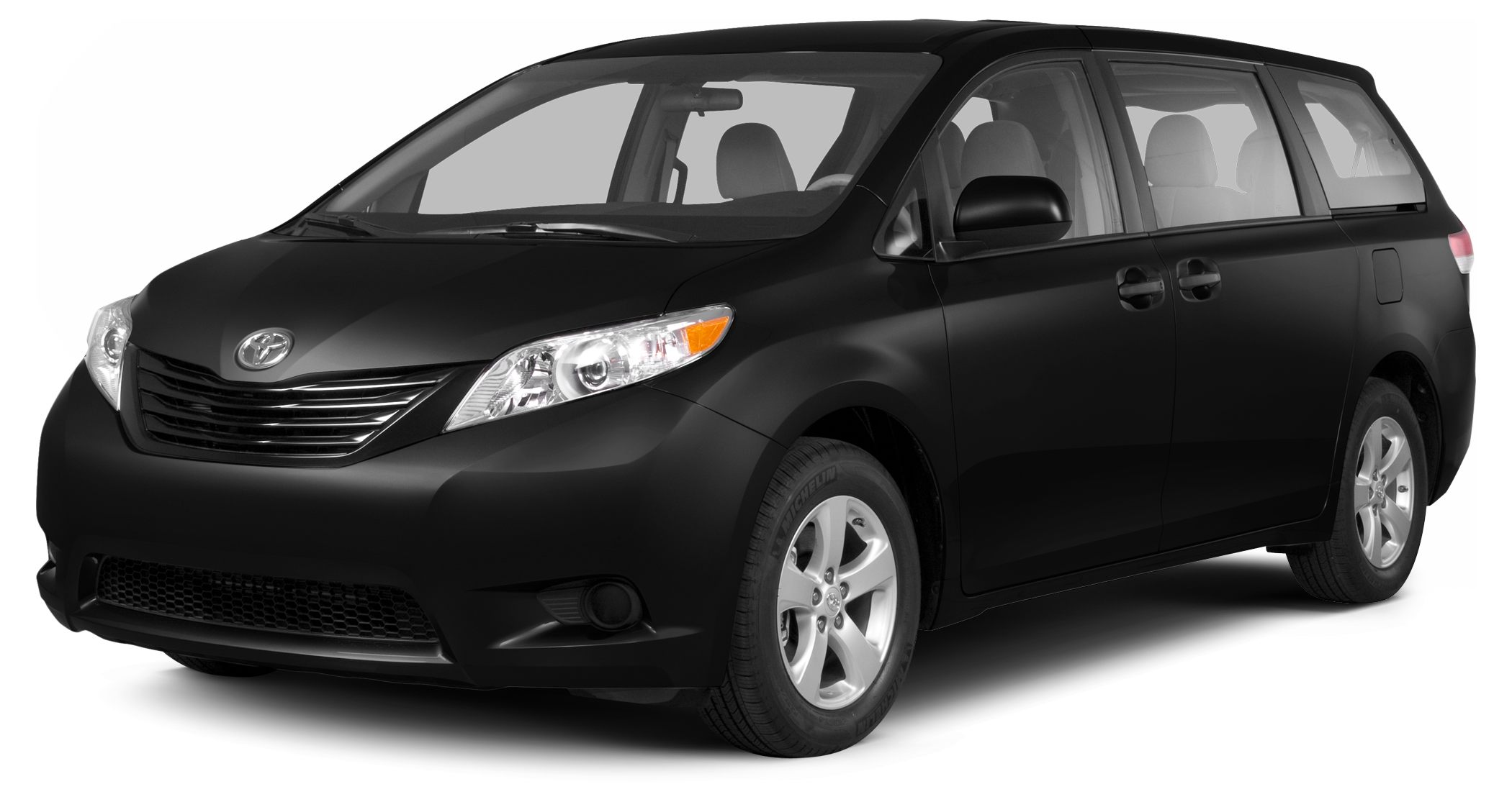 2013 Toyota Sienna LE 8 Passenger FUEL EFFICIENT 25 MPG Hwy18 MPG City CARFAX 1-Owner Third Row