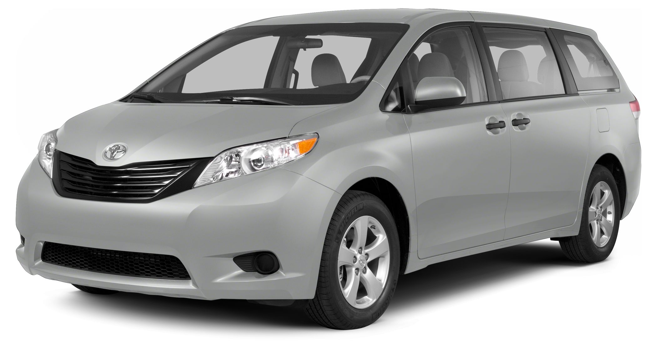 2013 Toyota Sienna LE Yeah baby Dont let the miles fool you Put down the mouse because this 2013