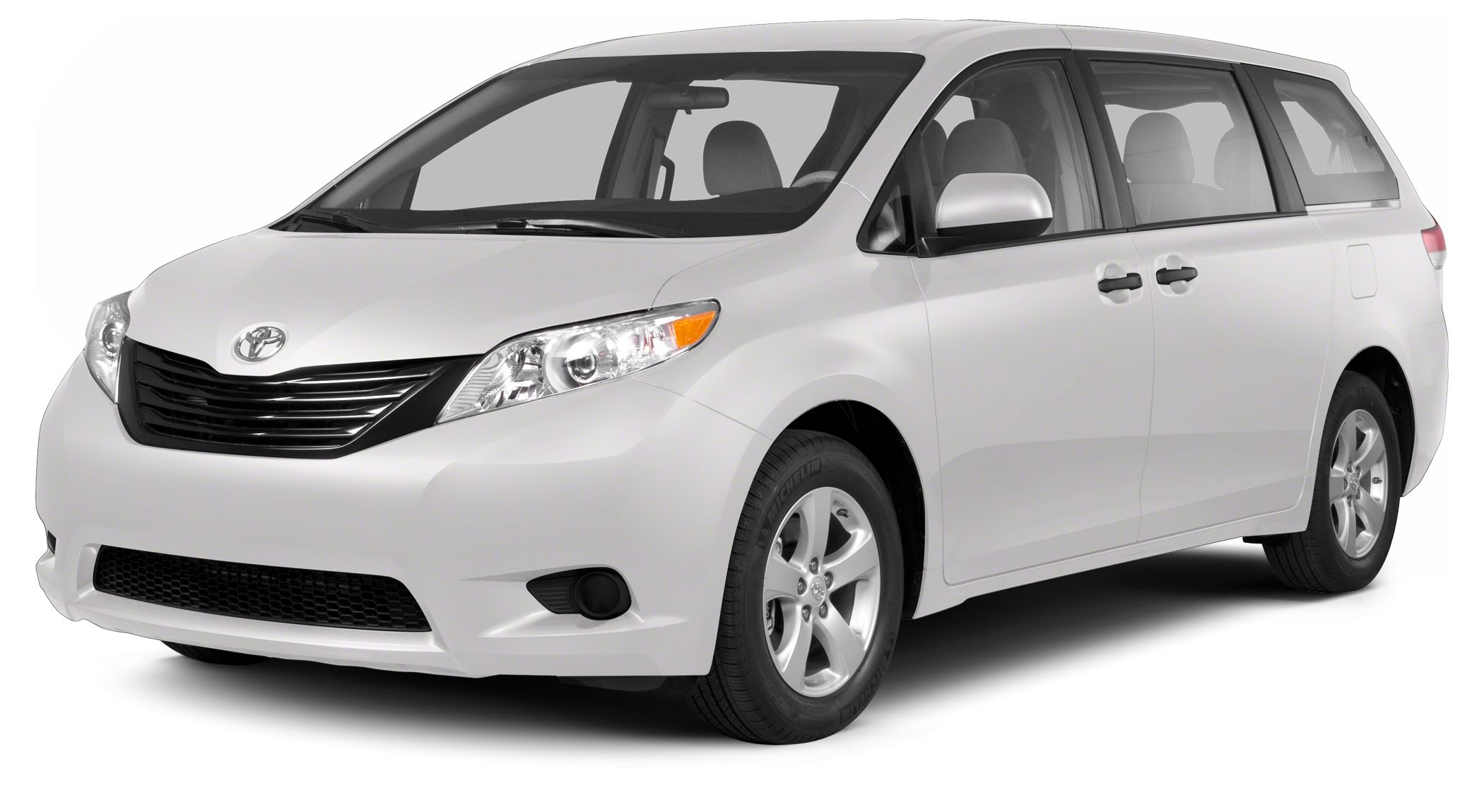 2013 Toyota Sienna XLE Entertainment Package Wireless Headphones 2 ABS brakes Alloy wheels