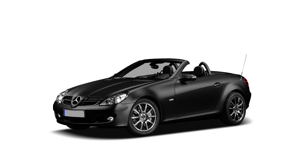 2008 MERCEDES SLK-Class SLK280 This particular SLK hard-top convertible sport-coupe is absolutely
