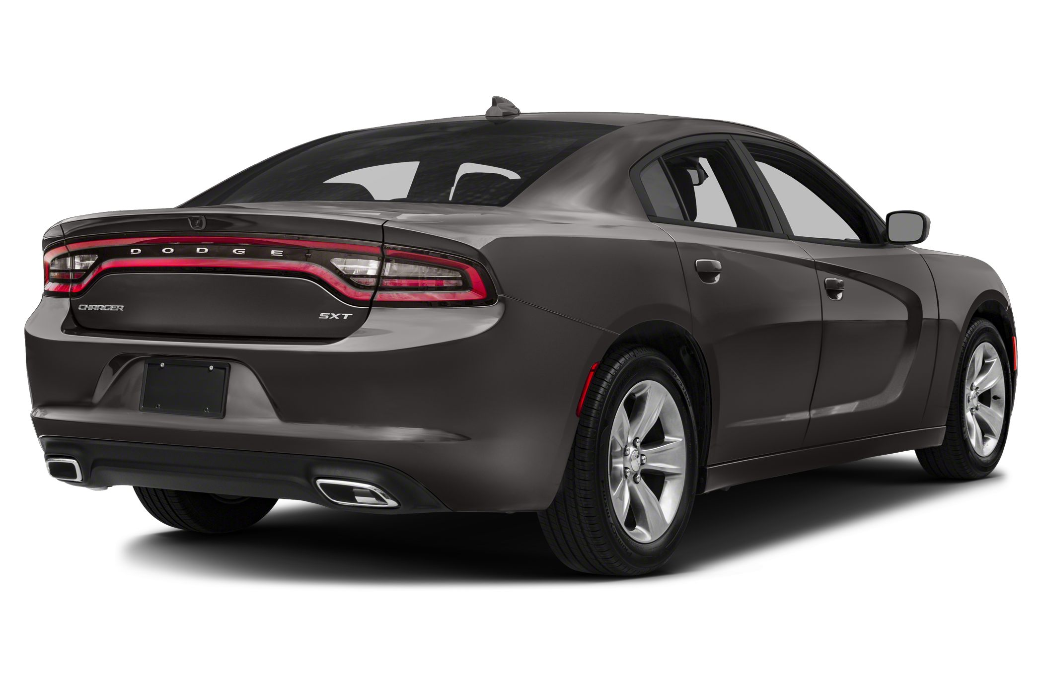 2016 Dodge Charger SXT Grey Clean CARFAX 3119 HighwayCity MPG 2016 Dodge Charger SXT RWD 8-Spee