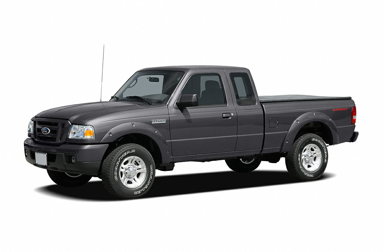 2007 Ford Ranger  Load your family into the 2007 Ford Ranger A great truck at a great price Ford