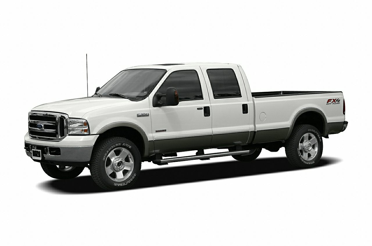 2007 Ford F-350 Super Duty REST EASY With its Buyback Qualified CARFAX report you can rest easy
