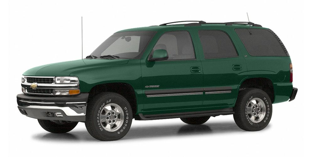 2002 Chevrolet Tahoe LT Land a score on this 2002 Chevrolet Tahoe LT before its too late Roomy y
