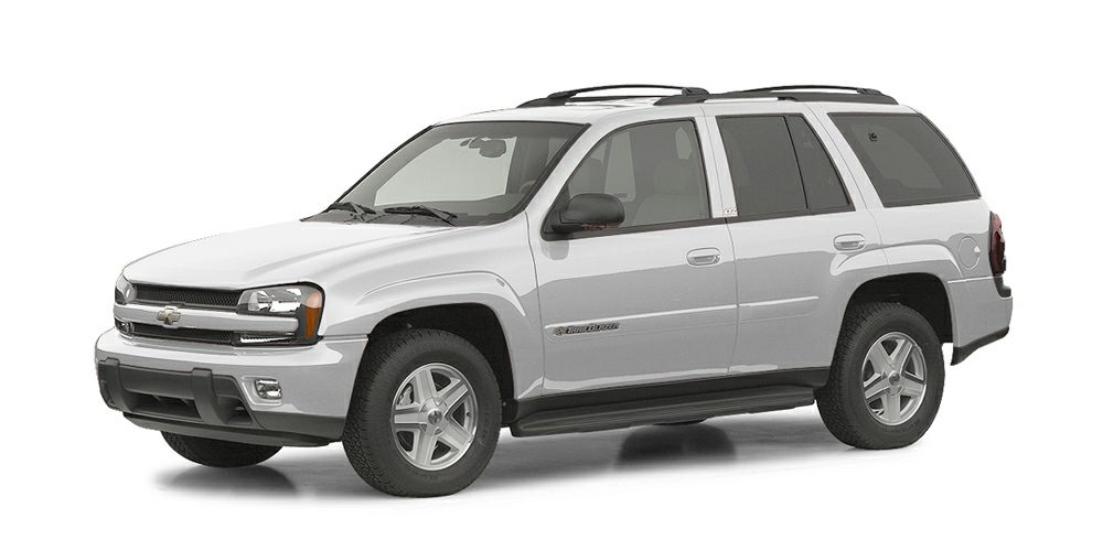 2002 Chevrolet TrailBlazer LS Snatch a deal on this 2002 Chevrolet TrailBlazer LS before someone e