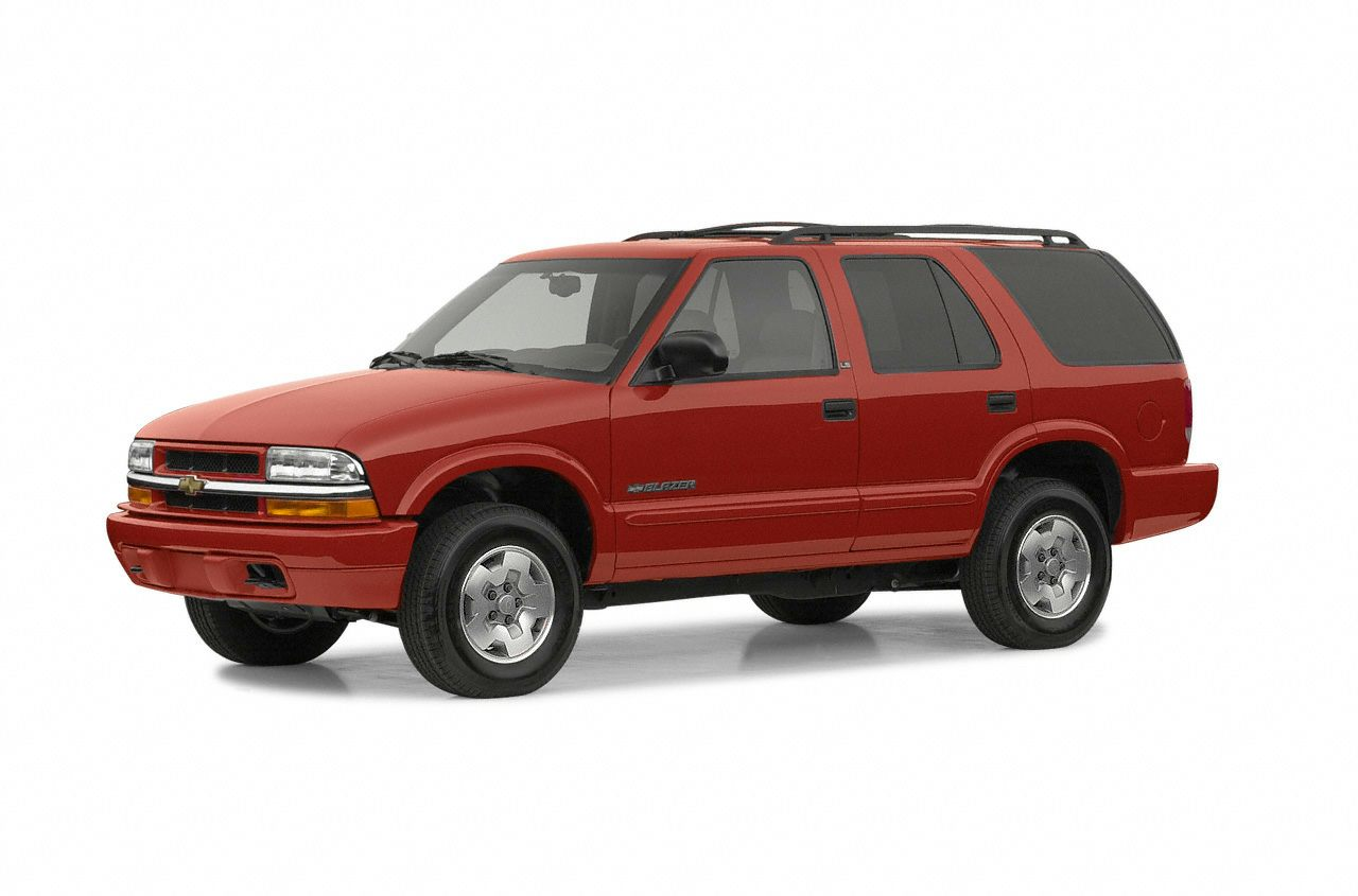 2002 Chevrolet Blazer LS Land a deal on this 2002 Chevrolet Blazer LS before its too late Spacio