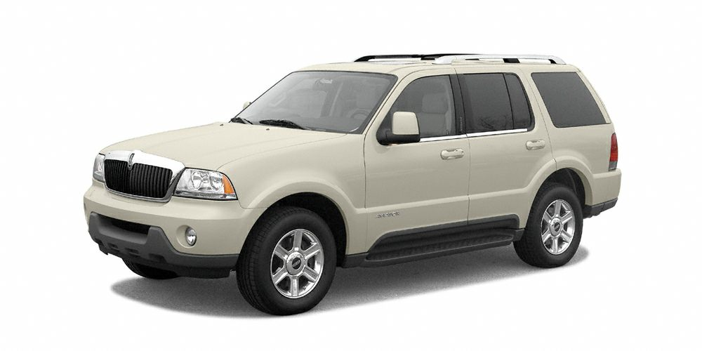 2004 Lincoln Aviator Luxury  WHEN IT COMES TO EXCELLENCE IN USED CAR SALESYOU KNOW YOURE AT