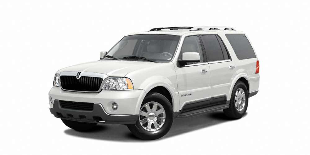 2004 Lincoln Navigator Luxury Miles 158012Color Oxford White Clearcoat Stock LG0248M VIN 5LM