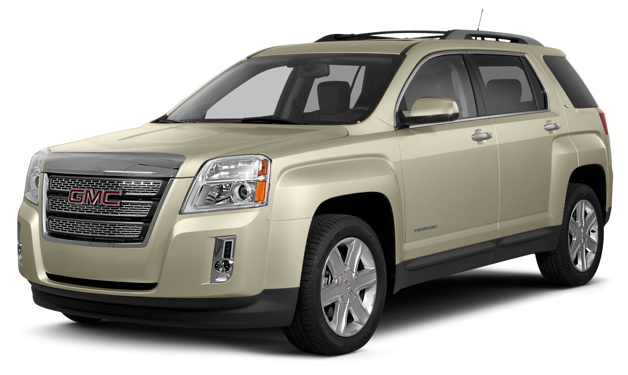 2013 GMC Terrain SLT-2 Miles 48654Color Tan Stock 196026A VIN 2GKFLXE32D6336747
