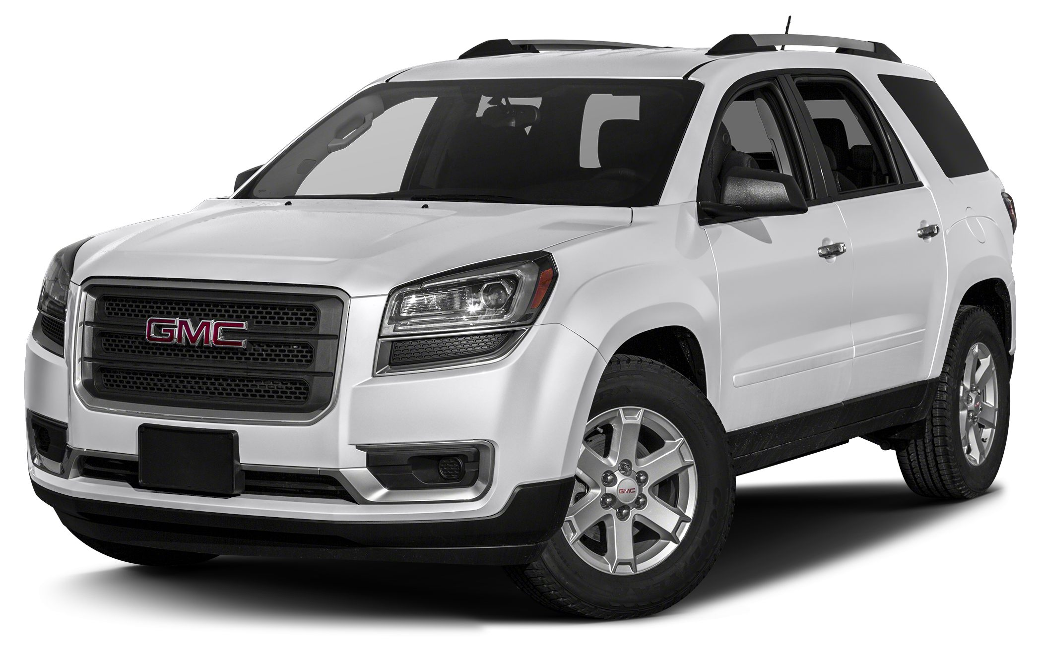 2016 GMC Acadia SLE-2 Third Row Seat Rear Air Power Liftgate Back-Up Camera Onboard Communicat