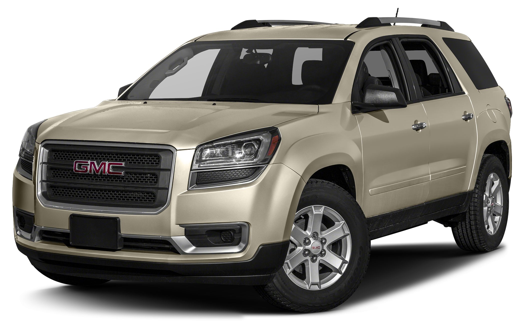 2014 GMC Acadia SLE-2 Miles 48646Color Tan Stock 20141 VIN 1GKKVPKD3EJ220936