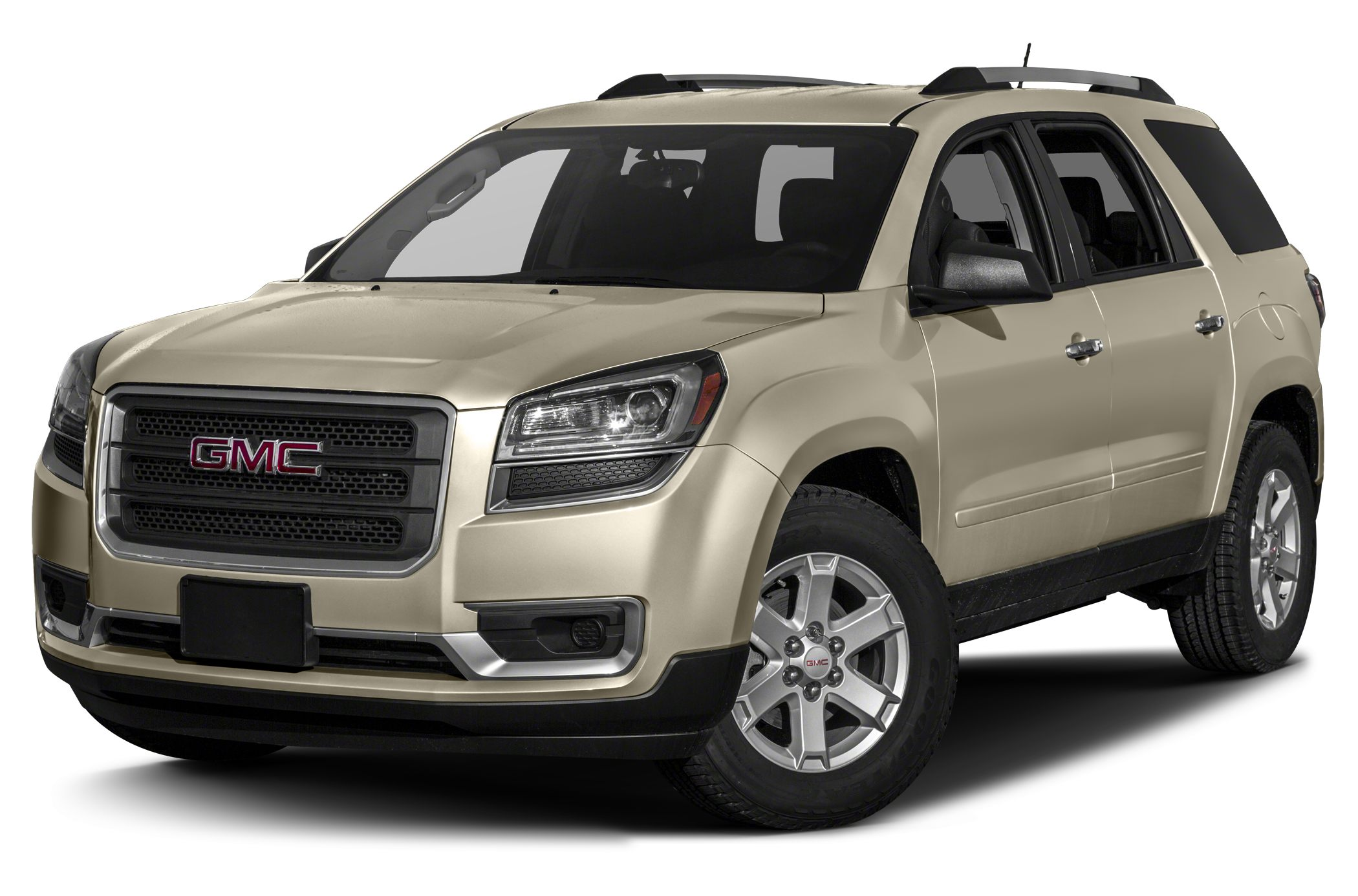 2016 GMC Acadia SLE-2 The GMC Acadia personifies a never say never attitude with its flexible acc