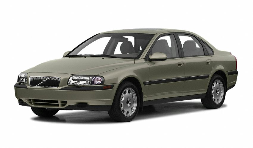 2001 Volvo S80 29 Color Green Stock K17634A VIN YV1TS90D911213548