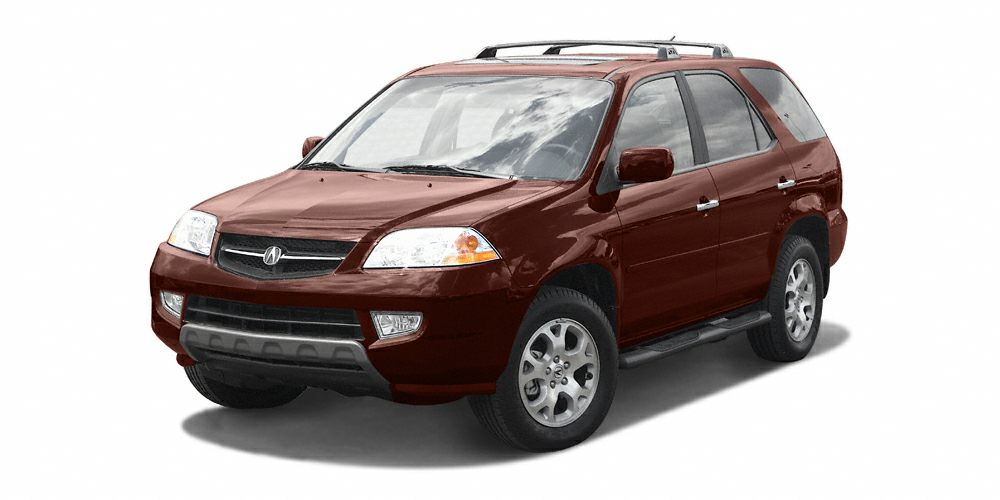 2002 Acura MDX 35 Touring w Navigation  WHEN IT COMES TO EXCELLENCE IN USED CAR SALESYOU KN