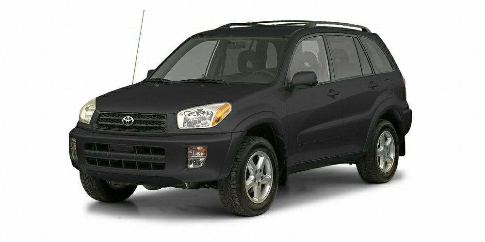 2003 Toyota RAV4 Base Look at this 2003 Toyota RAV4  Its Automatic transmission and Gas I4 20L1