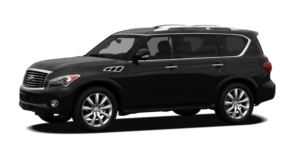 2011 Infiniti QX56 Base REST EASY With its Buyback Qualified CARFAX report you can rest easy wit