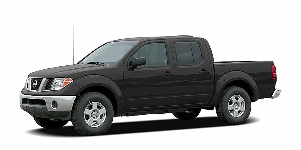 2005 Nissan Frontier SE Miles 79034Color Super Black Clearcoat Stock 19141 VIN 1N6AD07W95C43